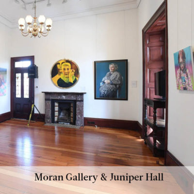 Moran Gallery & Juniper Hall Gallery & Function rooms