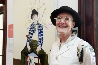 Lynn Savery, 2018 winner