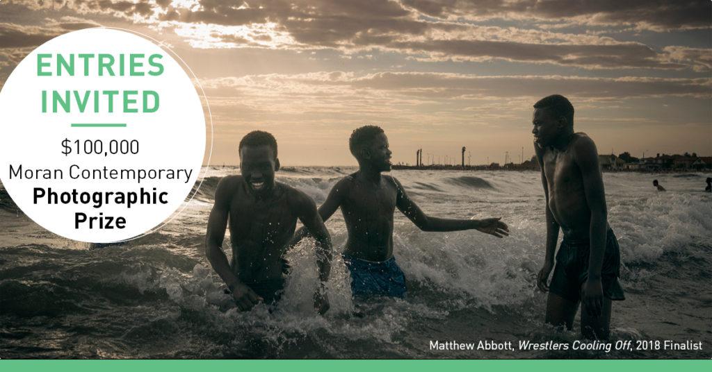 Photograph by Matthew Abbott, 2018 Moran Contemporary Photographic Prize finalist
