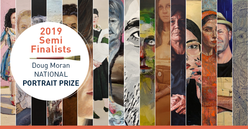 semi finalists Doug Moran National Portrait Prize